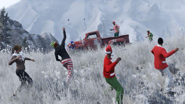 gta online snowball