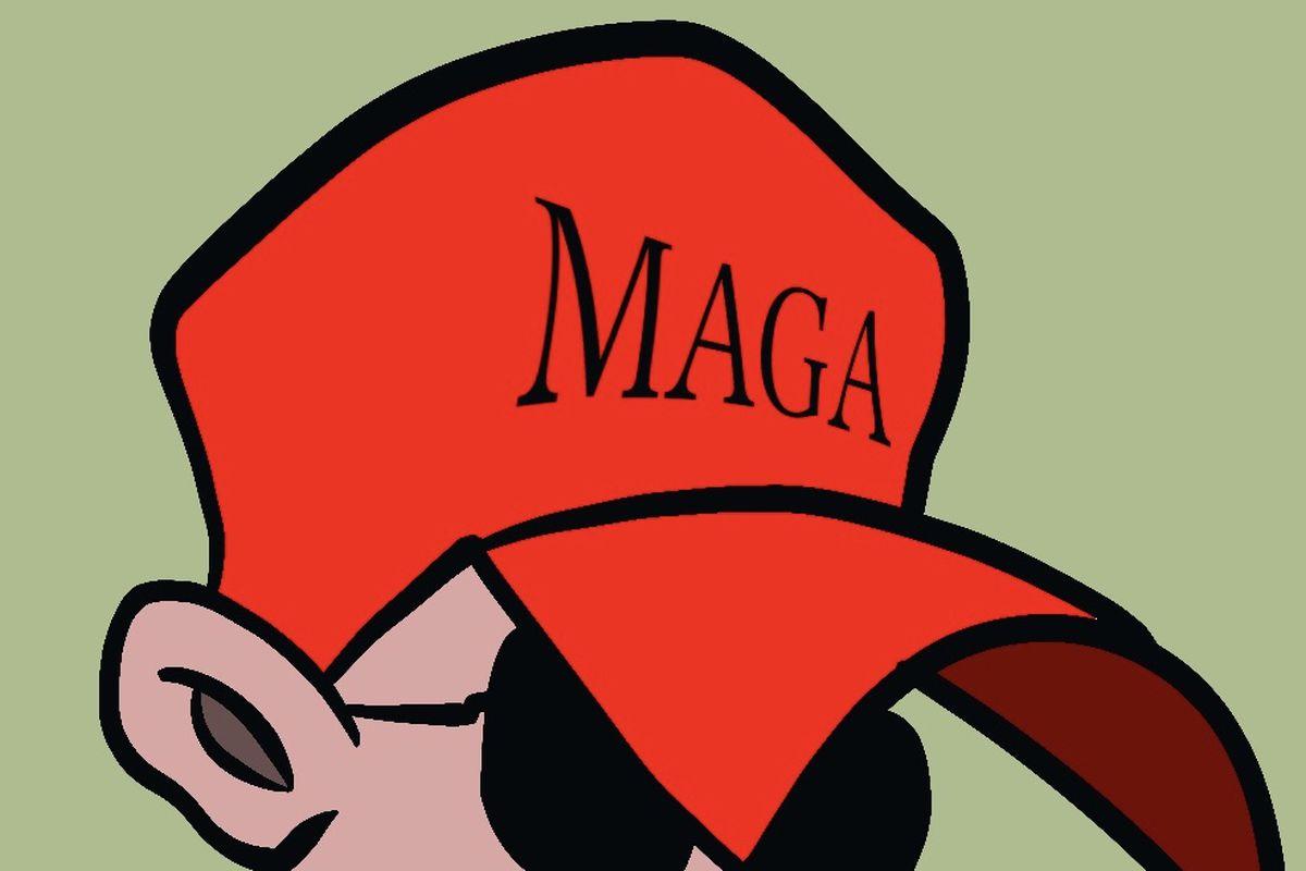 Chris Rini, MMA Squared, MAGA, Donald Trump, 2020 Election, MMA and Politics, Colby Covington, Chaos Covington,