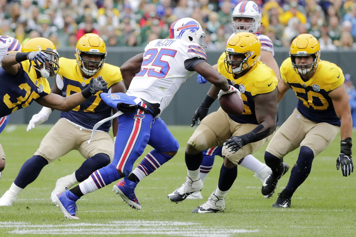 Packers Trade Rumors Espn Writer Proposes Lesean Mccoy Trade But Why Acme Packing Company