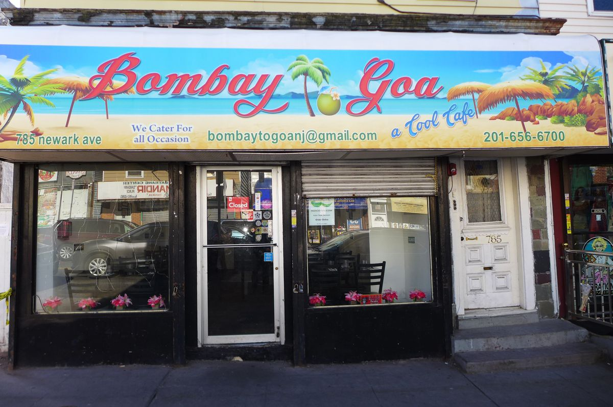 Look for Bombay To Goa in India Square.