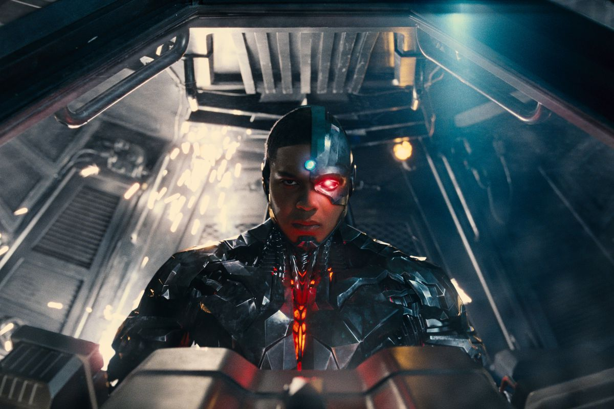 Cyborg is Justice League's mos...