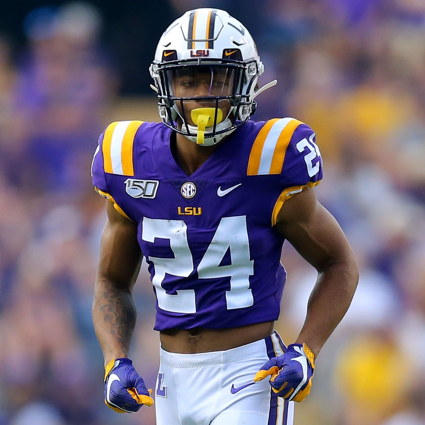 2020 Lsu Football Preview Defensive Backs And The Valley Shook