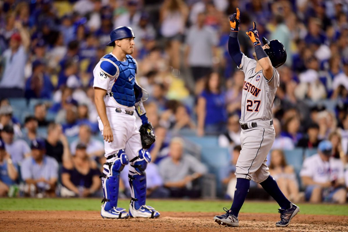 World Series - Houston Astros v Los Angeles Dodgers - Game Two