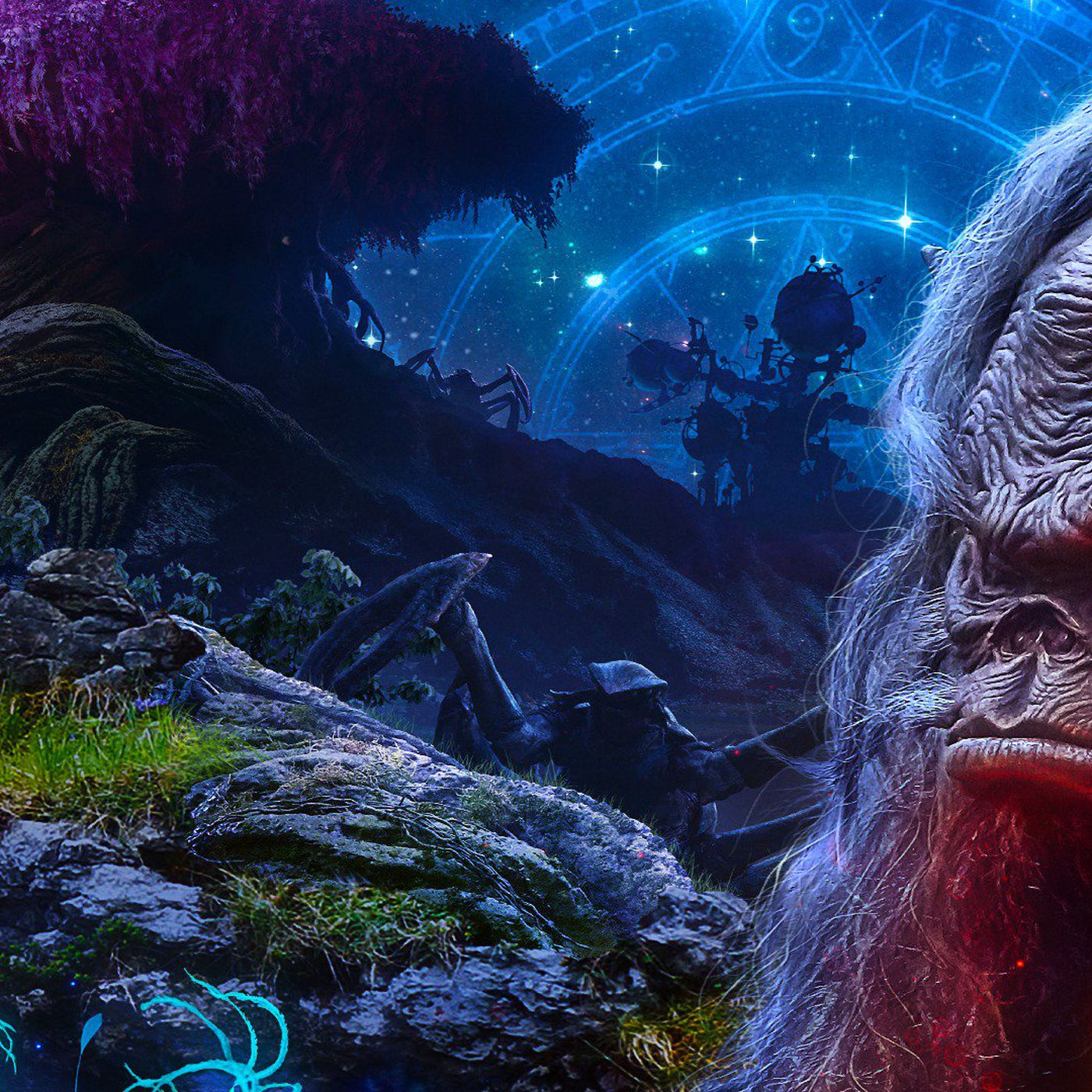 Netflix S The Dark Crystal Why The Skeksis Act Like They Re Good Guys Polygon After losing control of thra in a tumultuous conflict with the skeksis — the other half that spawned from the urskeks as they were struck by the. netflix s the dark crystal why the