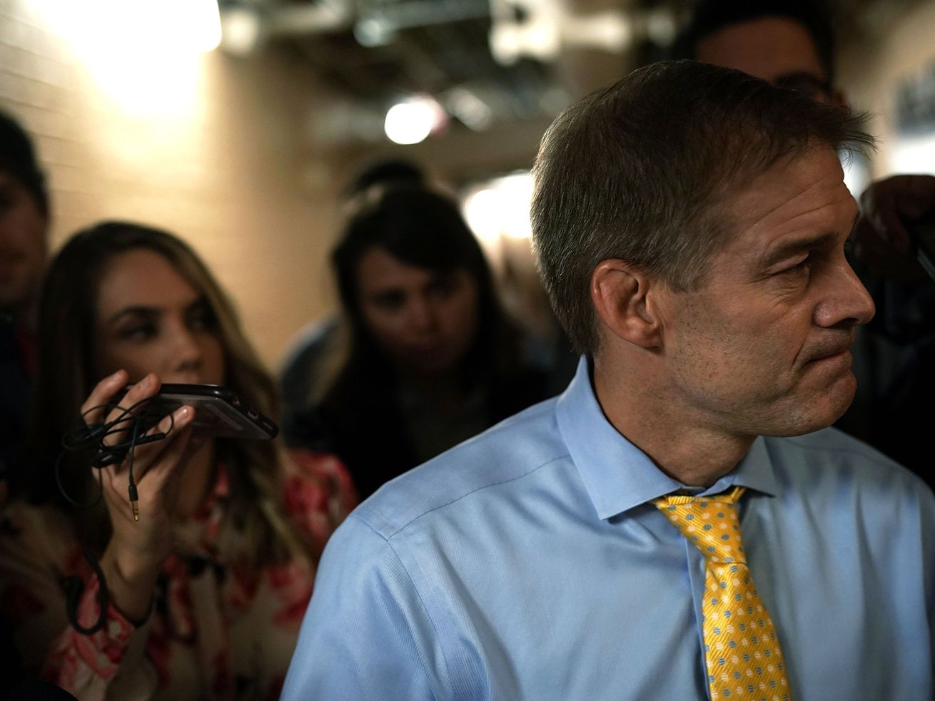 Rep. Jim Jordan has attacked CNN for reaching out to his former staffers.