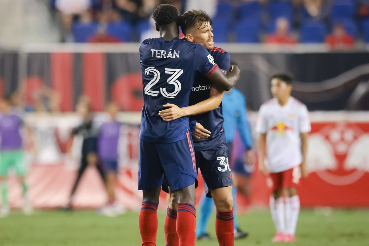 MLS: Chicago Fire at New York Red Bulls