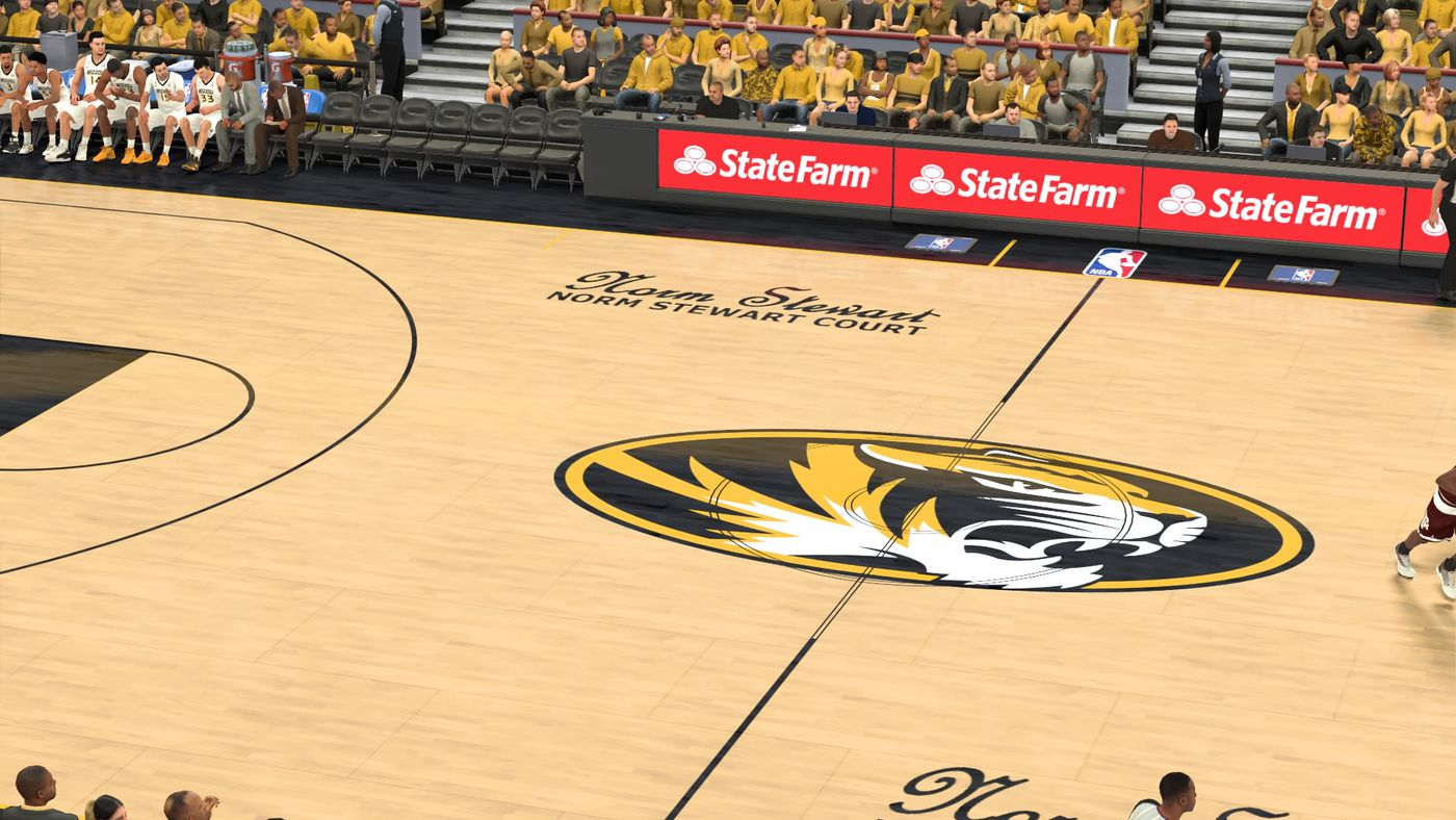 Here's how you can play a college basketball version of 'NBA