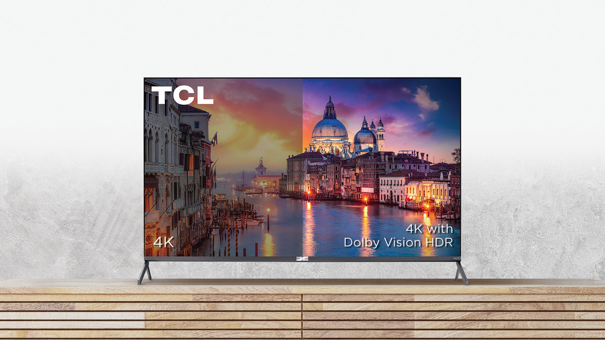 """The TCL R625 65"""" TV"""