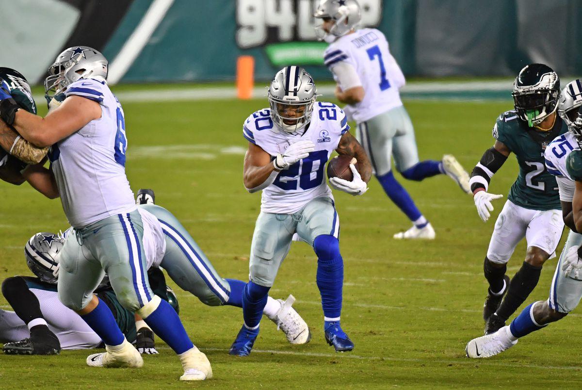 NFL: Dallas Cowboys at Philadelphia Eagles