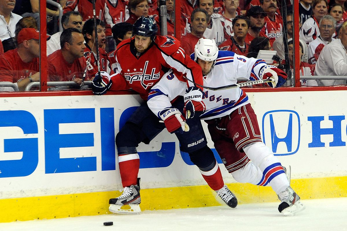 We need a big third period ladies and gentlemen.  (Photo by Patrick McDermott/Getty Images)