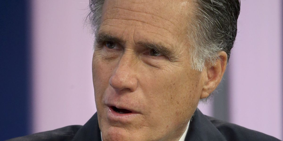 New poll shows most Utahns pleased with Mitt Romney's vote, but 60% of GOP has negative reaction