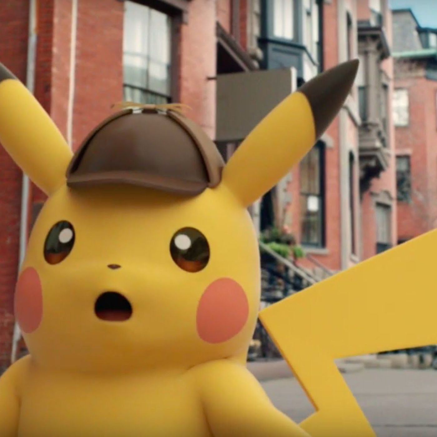 New Detective Pikachu Game Coming To Switch Polygon