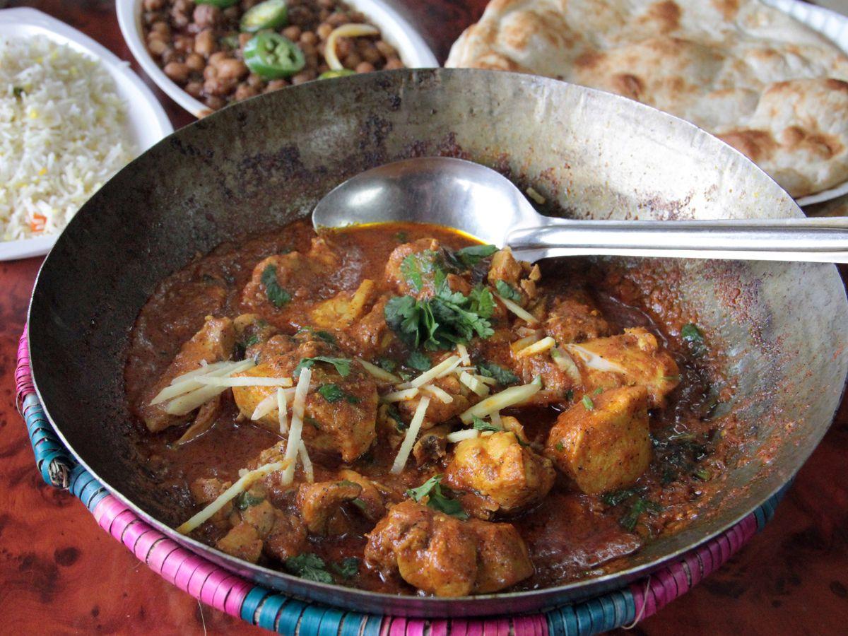 Karahi from Ravi Kabab