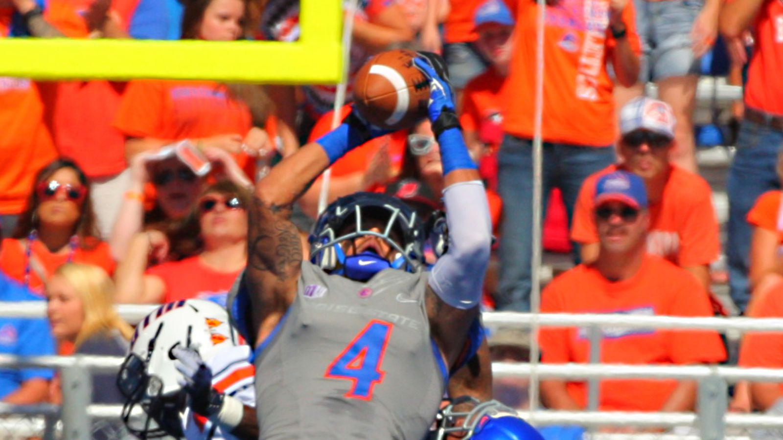 Bronco Motors Boise >> Numerical Roster Countdown, 2014: Day 4, Darian Thompson ...