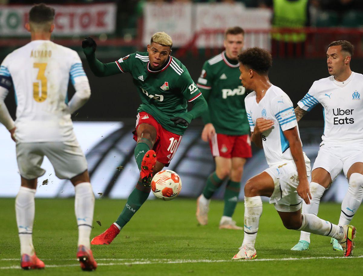 UEFA Europa League group stage: Lokomotiv Moscow vs Olympique de Marseille