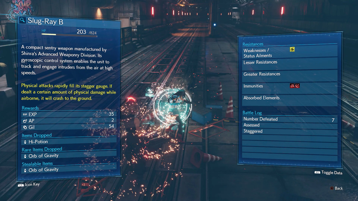 The Best Materia To Use At All Times In Final Fantasy 7 Remake Polygon