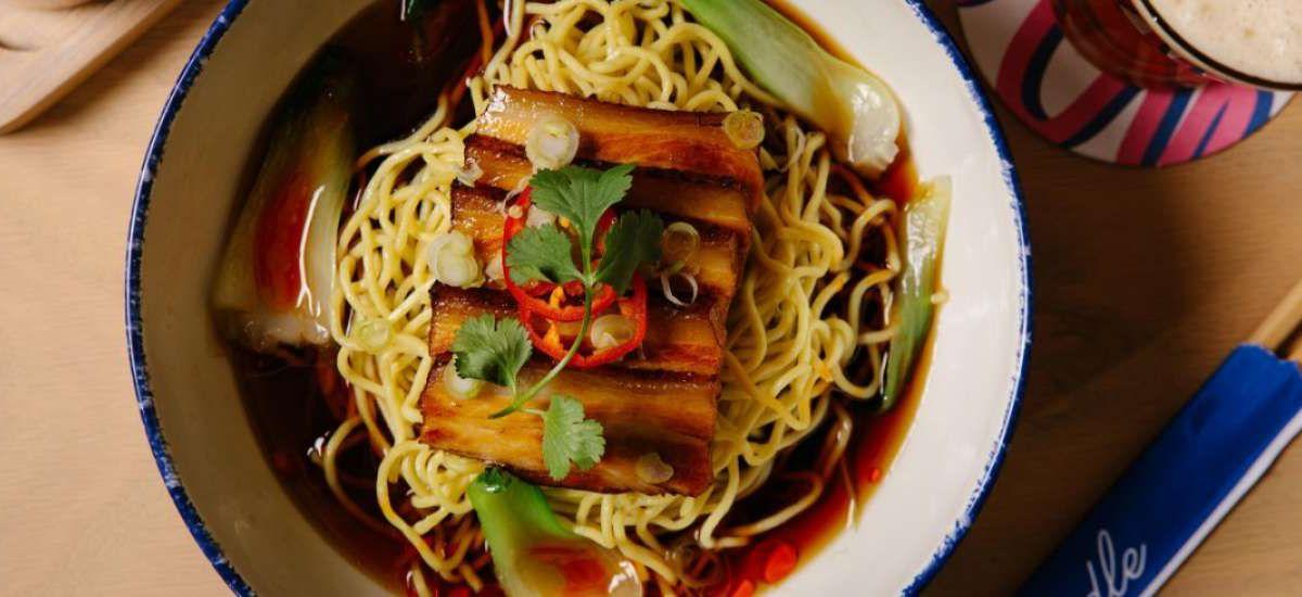 La La Noodle