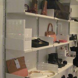 Tippy top: Margiela shoe boxes