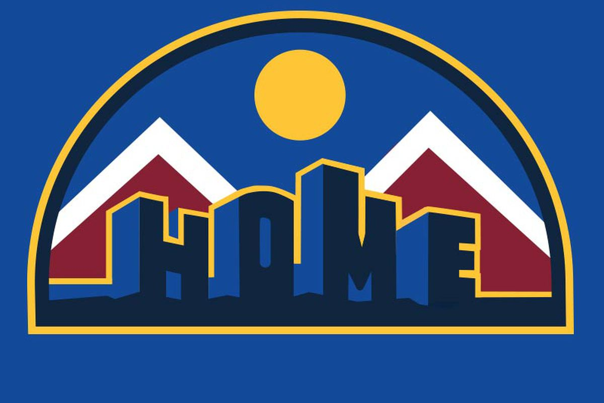 "buy popular 4059b f24bb The new Denver Nuggets ""HOME"" t-shirt from D-Line CO is the ..."