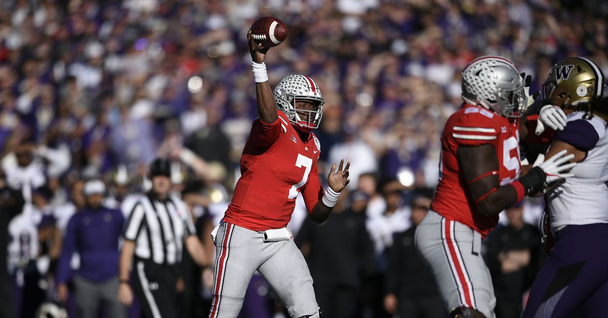 Haskins may be 2019's best pure passer — and possibly Eli Manning's replacement.