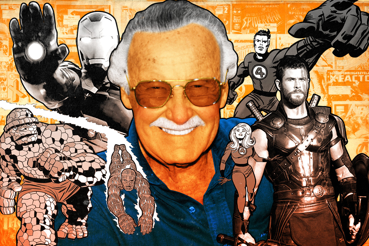What Would Pop Culture Look Like Today If Stan Lee Never Helped Build Marvel?