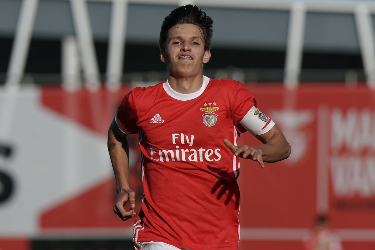 SL Benfica B v UD Vilafranquense - Liga Pro