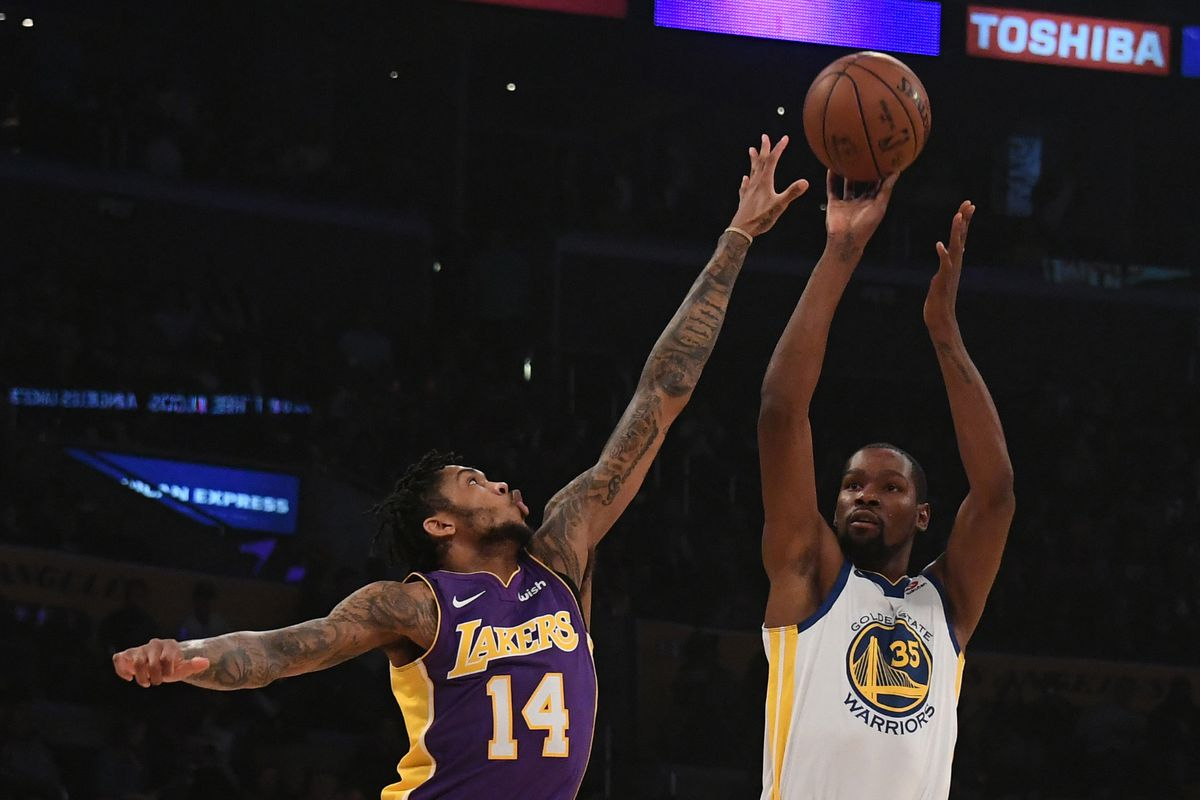 2964071c649f Brandon Ingram  always  getting advice from Kevin Durant