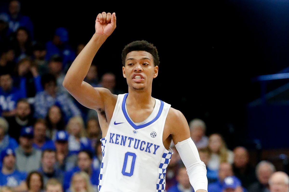 Uk Basketball: Kentucky Basketball: UK Sophomores Compare 2018-19 Team To