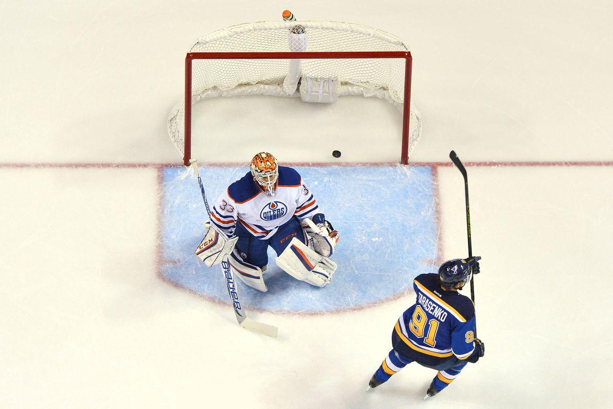 C'mon Vladdi ... 99 is no longer a thing in Edmonton