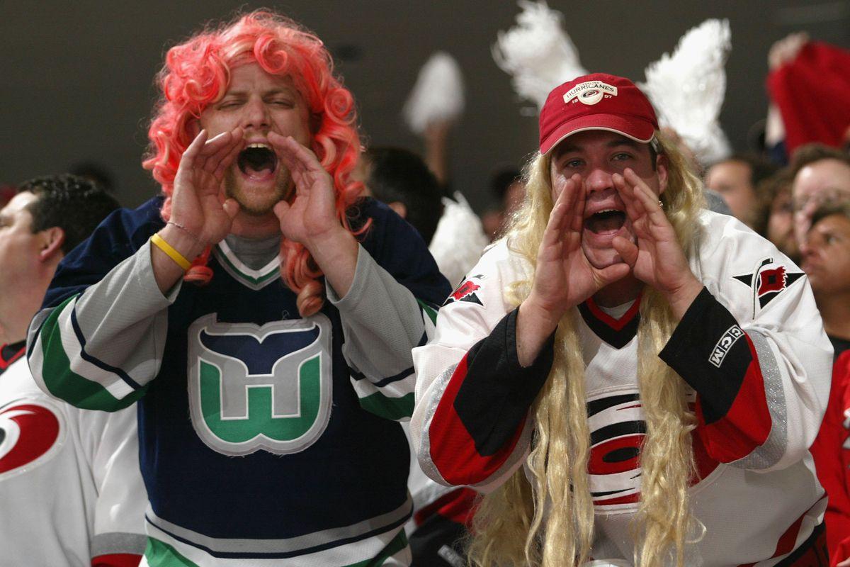 Edmonton Oilers v Carolina Hurricanes: Game 5