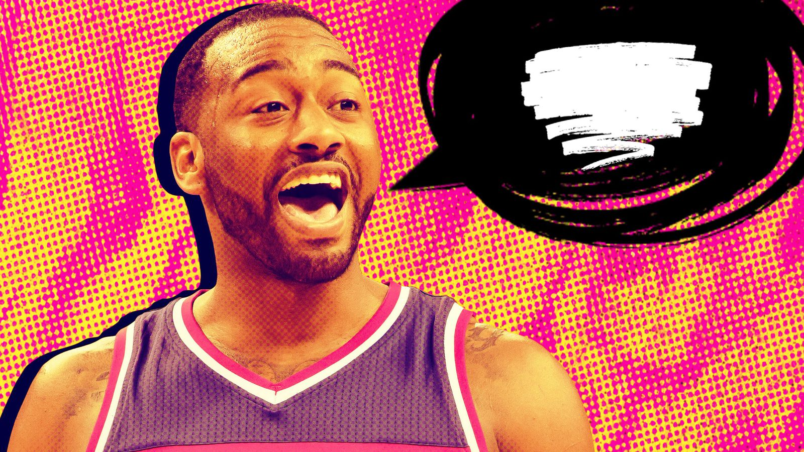 John Wall Is Talking Trash For The Culture The Ringer
