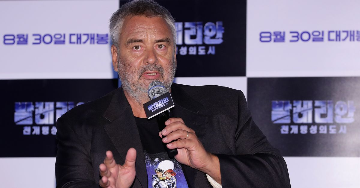 valerian director luc besson accused of rape the verge. Black Bedroom Furniture Sets. Home Design Ideas
