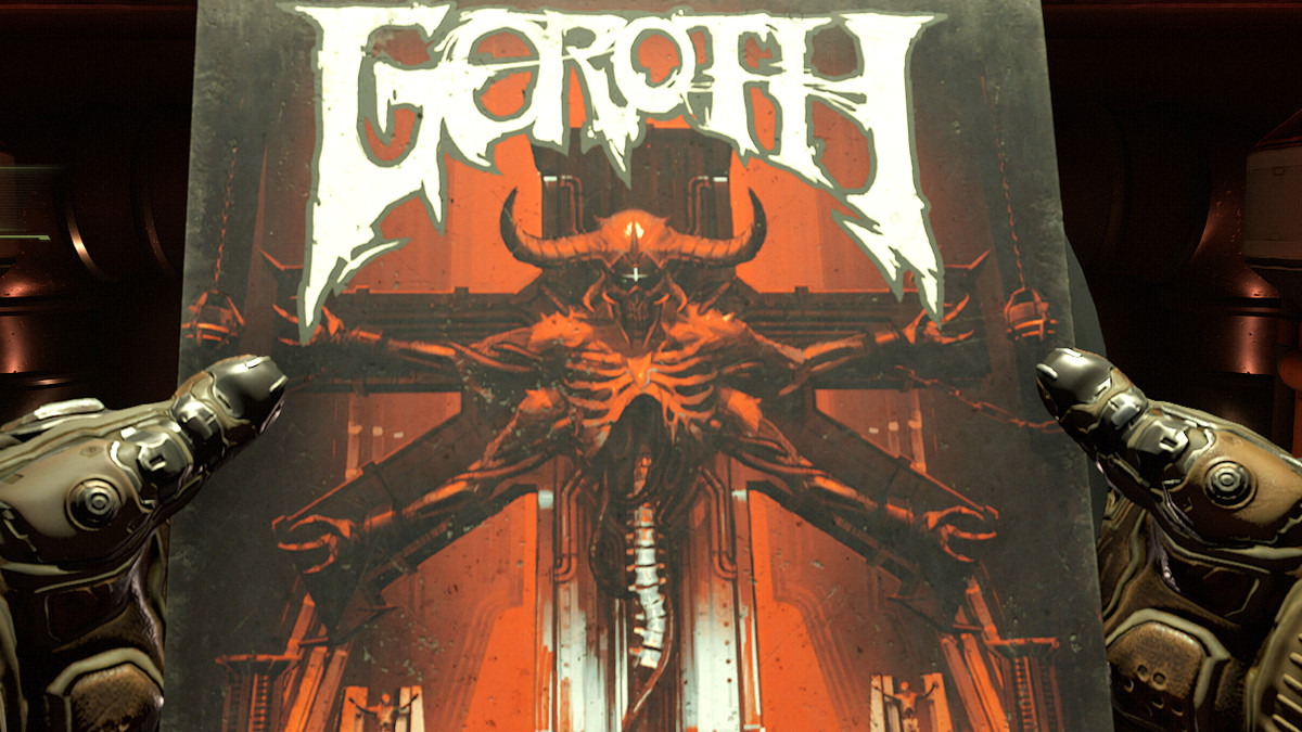 Doom Eternal secrets: All album locations guide