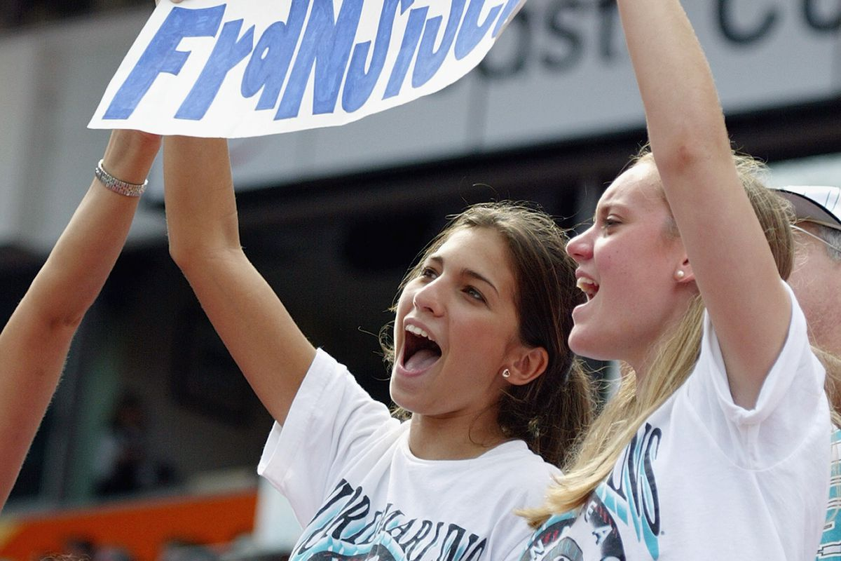 Marlins fans ready for the post season