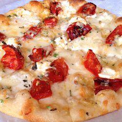 """Quattro Formaggi at Pizzetta 211. <a href=""""http://www.flickr.com/photos/gnaihc/7518970864/in/pool-520531@N21"""">I am Jeffrey</a>"""