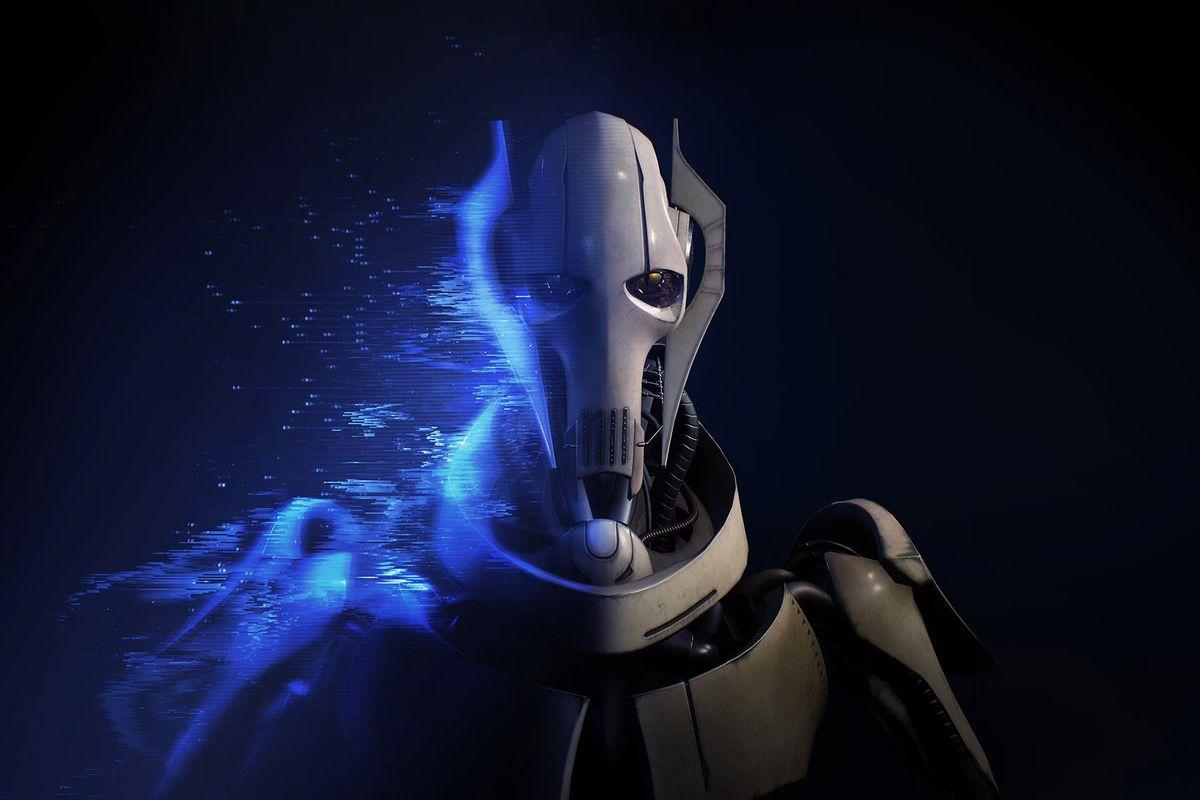 Star Wars Battlefront 2 - General Grievous art