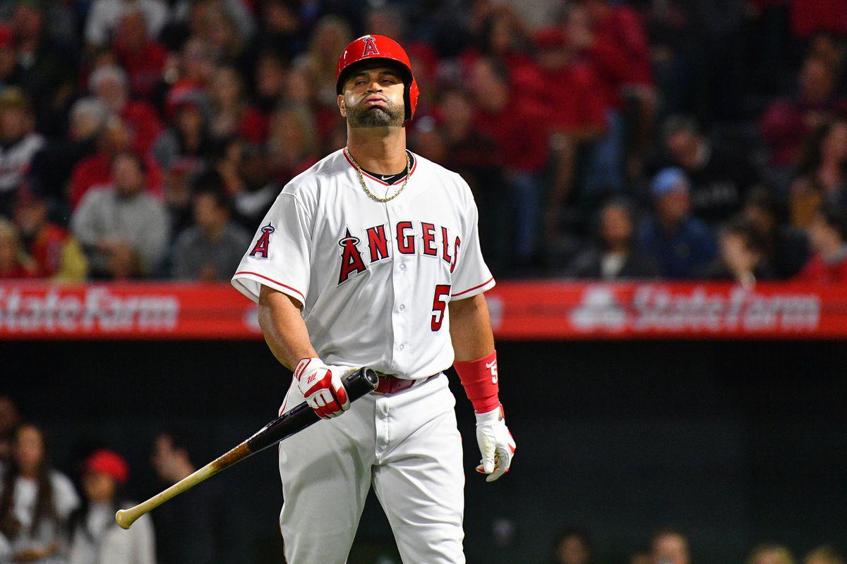 MLB: MAY 12 Twins at Angels