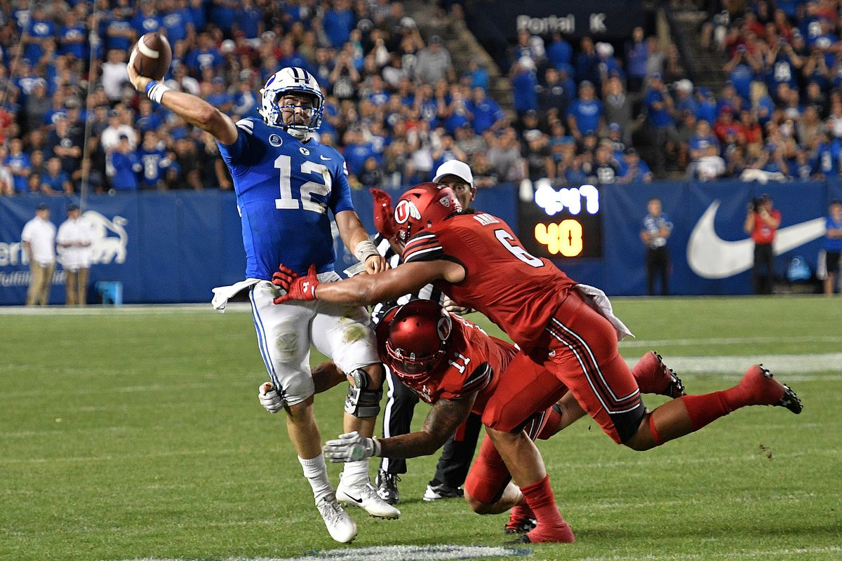 Byu Football Power Rankings Week 3 Seven Years Of Famine Vanquish