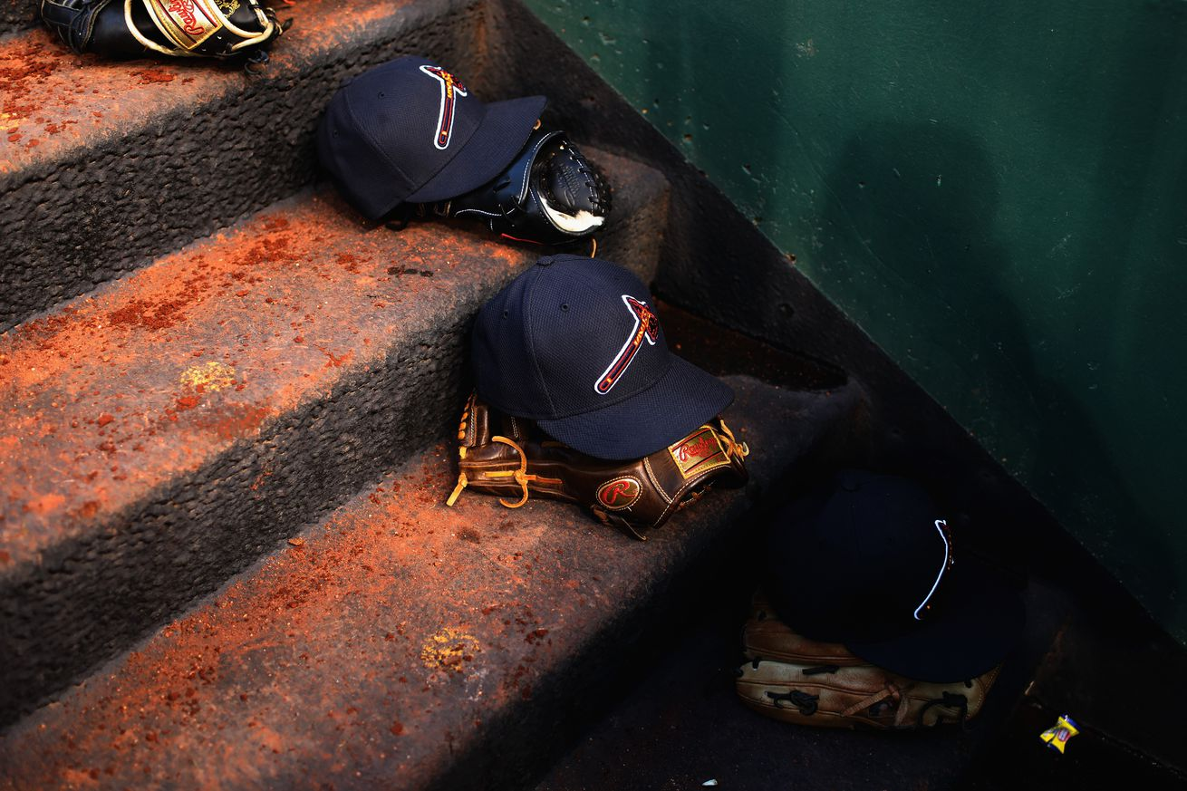Braves fire scouting director Brian Bridges and scouting advisor Roy Clark