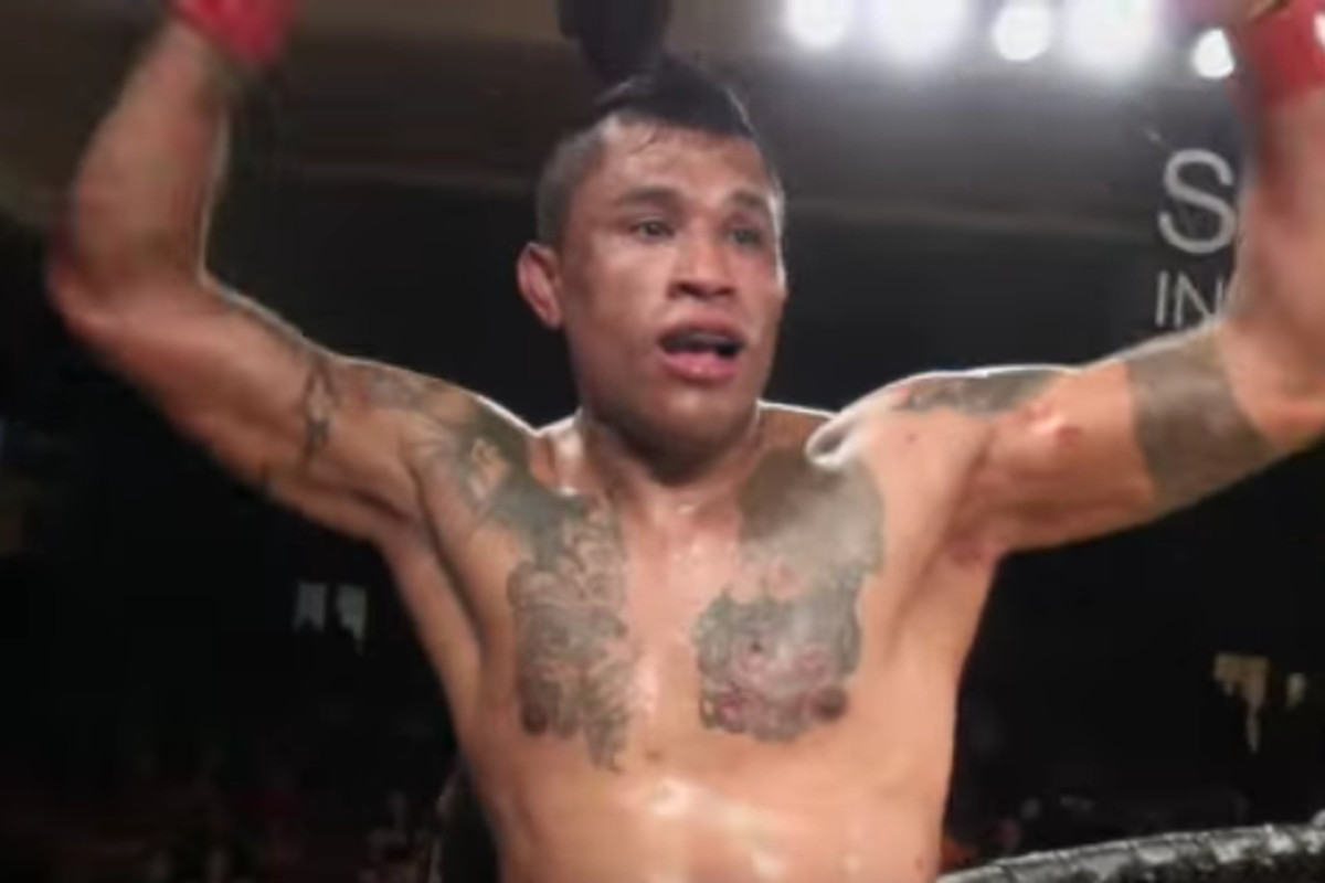 David Gomez, 39, an ex-MMA fighter at Brooklyn's federal jail has coronavirus symptoms, and his fever has spiked to 105 degrees in solitary confinement at the lockup, his lawyer said Friday.