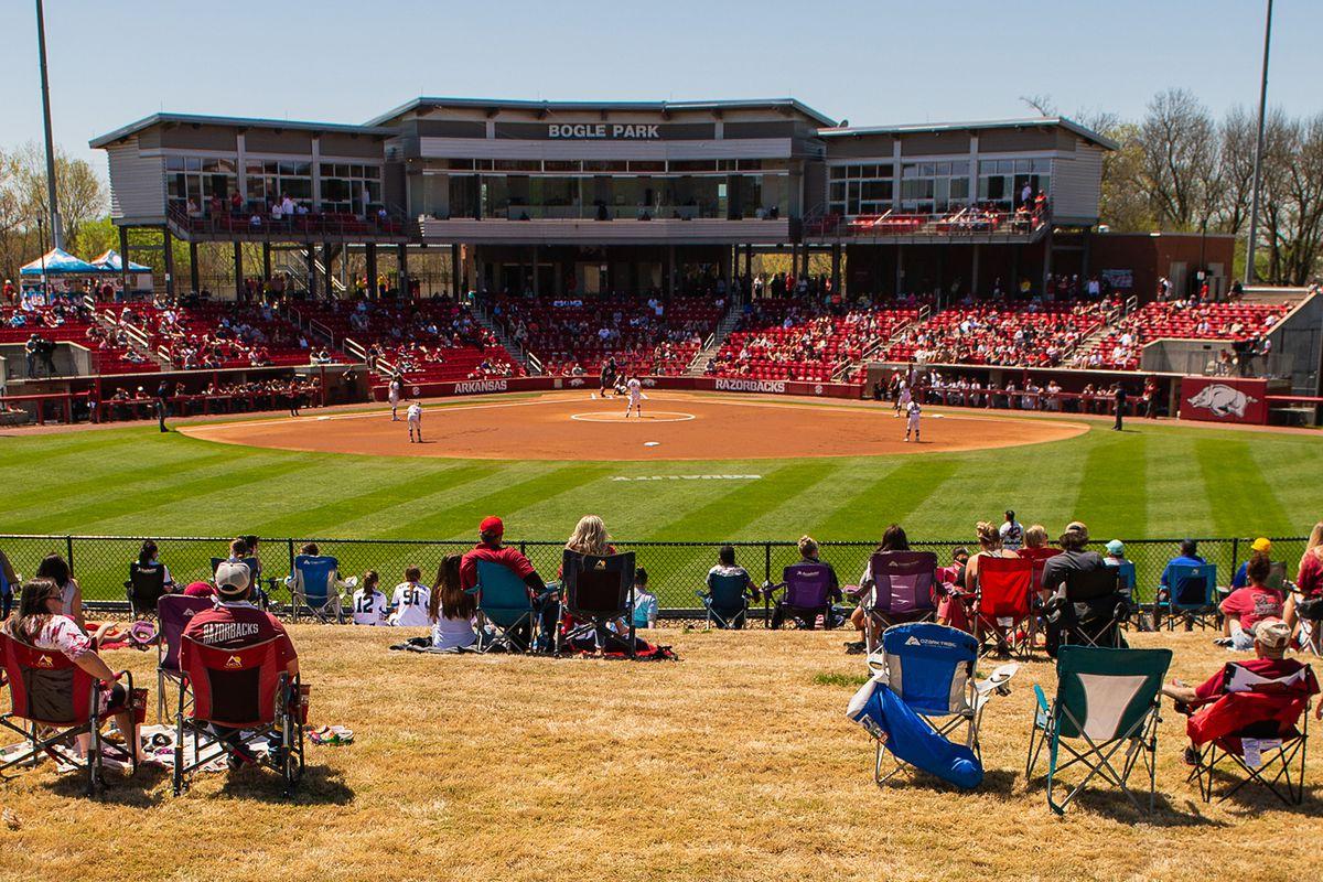 Bogle Park, home of Arkansas Razorbacks Softball
