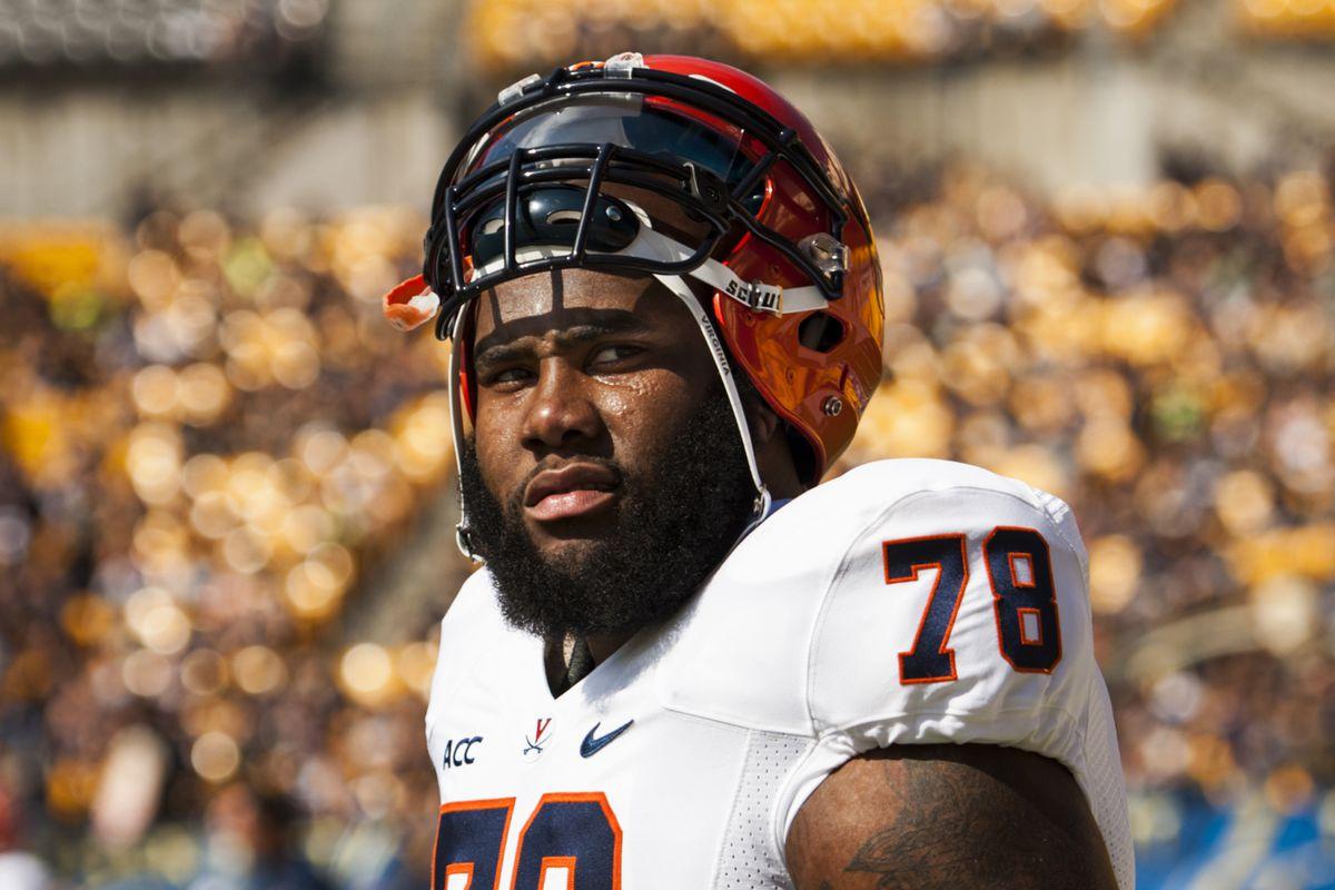 2014 NFL Draft Morgan Moses Draft Profile Streaking The Lawn