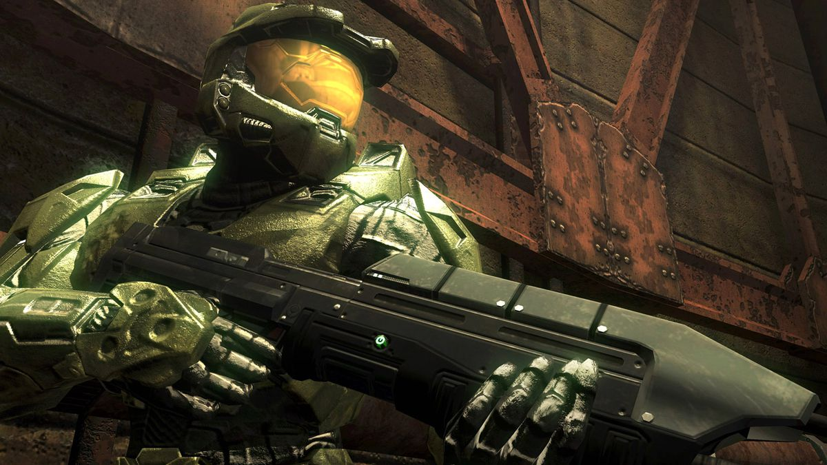 Master Chief in Halo: Combat Evolved