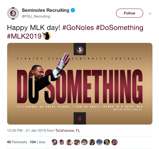 e38ac6b8cc3 That graphic, which was deleted after less than an hour of going up, came  from FSU's official recruiting Twitter account shortly before 1 p.m. ET: