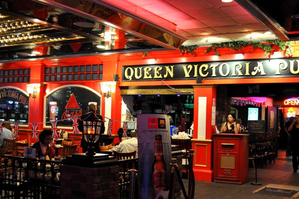 Original Queen Victoria Pub