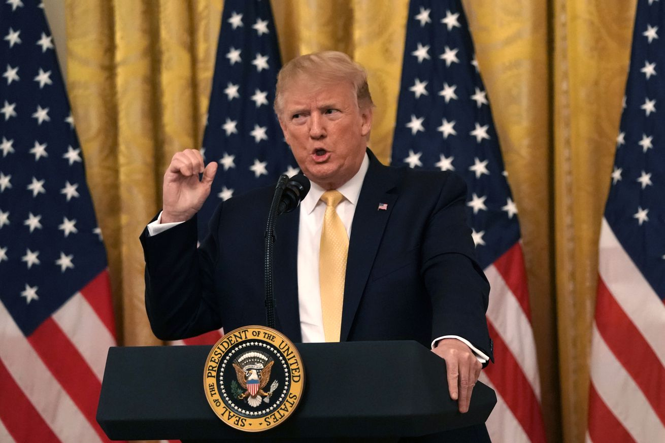 President Trump Delivers Remarks at the Presidential Social Media Summit at the White House
