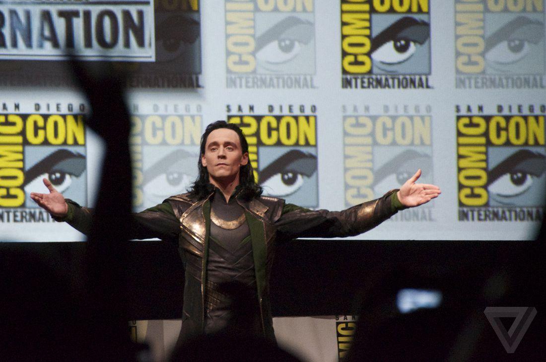San Diego Comic-Con International 2013 photos