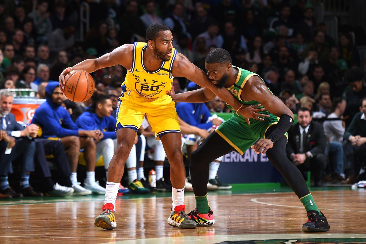 Golden State Warriors v Boston Celtics