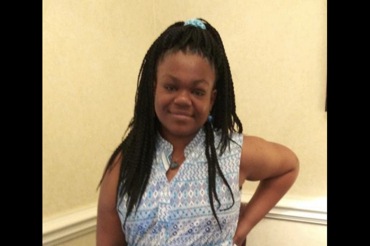 Photo of the missing teen Lailah Bedford