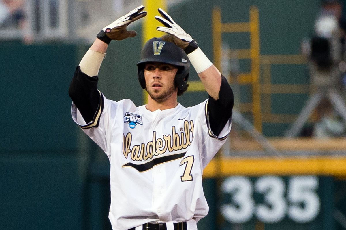 Vanderbilt shortstop Dansby Swanson looks like one of the best position player prospects heading into the 2015 Draft